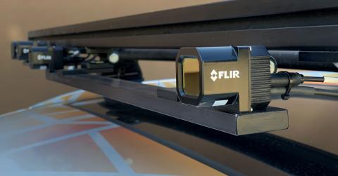 FLIR, Veoneer team on thermal sensors for autonomous vehicles
