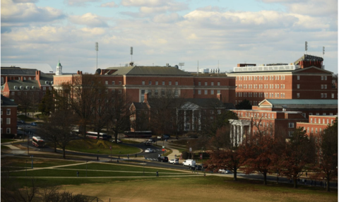 University of Maryland will install smart sensors to monitor humidity