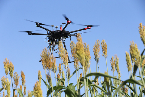 Purdue receives $9 million for remote plant sensing