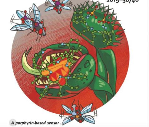 'Venus flytrap' bio-sensors capture pollutants