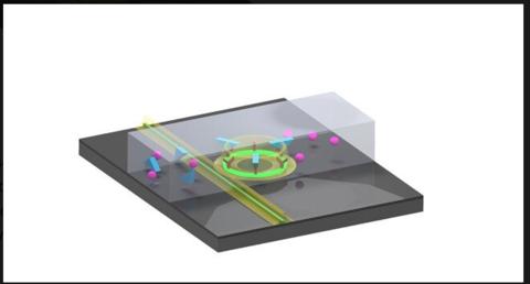 Chip-based sensor detects cancer biomarker in urine