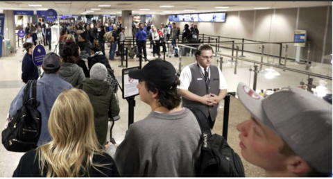 DHS considering photographing passengers at airports