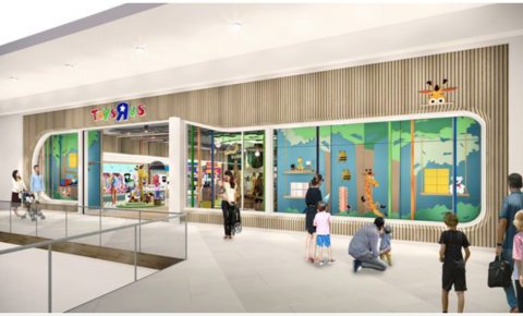 Revived Toys R Us wired up to monitor customers