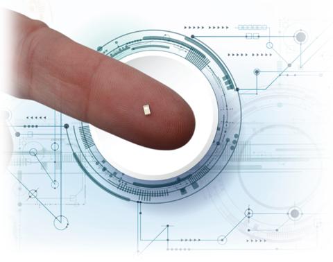 Ultrasound sensor allows touch sensing anywhere