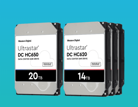 20TB and 18TB hard drives emerge from Western Digital