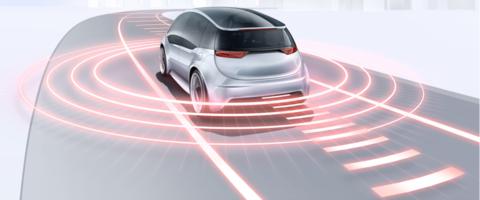 Bosch developing LiDAR sensors for autonomous vehicles