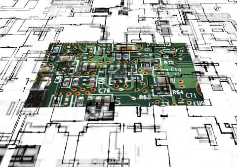semiconductors on board