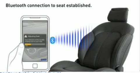 seat sensor for Tesla