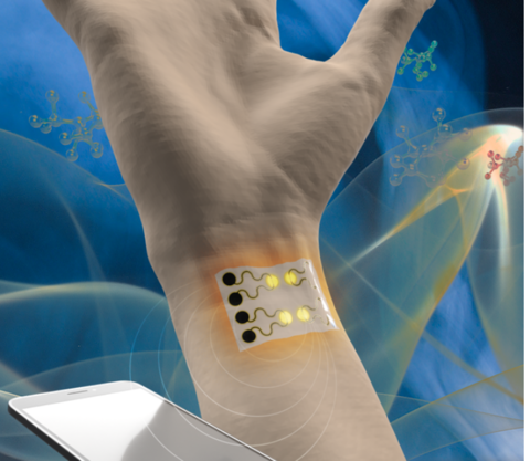 Penn State, Northeastern U scientists develop wearable gas sensor