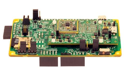 QuickLogic's Merced EOS S3AI Hardware Development Kit (HDK)