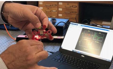 Monash University researchers develop wireless blood pressure monitor