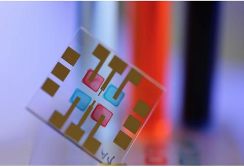 printable light sensors
