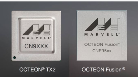 Marvell OCTEON  TX2 infrastructure processors