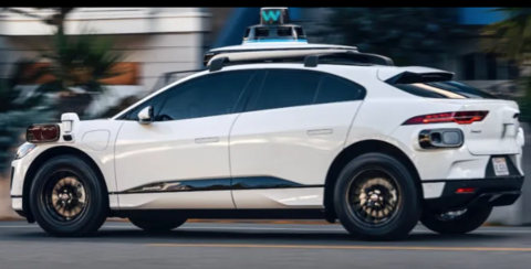 Waymo unveils 5th generation self-driving car sensors