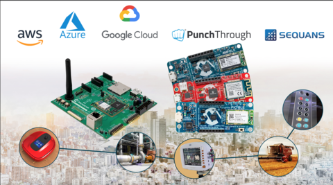 Microchip launches embedded solutions for IoT