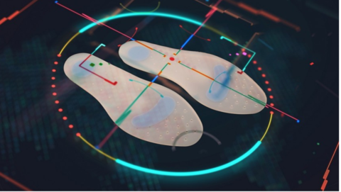 Smart insole developed at Stevens Institute of Technology