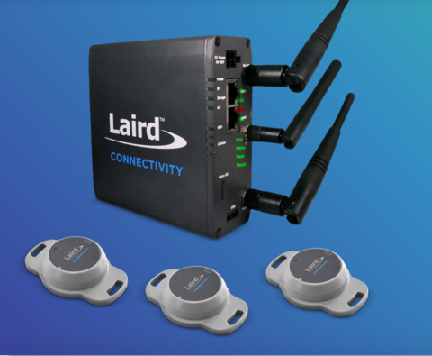 Laird Connectivity introduces wireless gateway