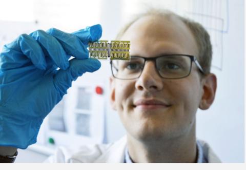 Researchers develop 3D printed sensor for possible diabetes measurement