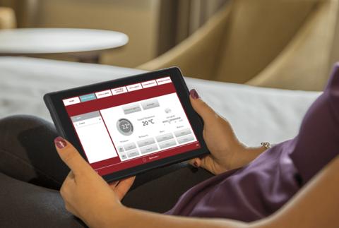 Crave, Interel combine technologies for room control