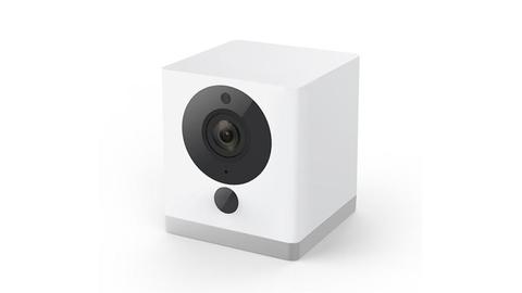 Wyze home security camera
