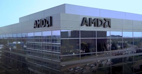 AMD office