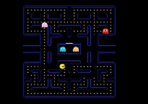Pac-Man turns 40 and is recreated by Nvidia's AI