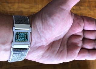 Blumio wearable protoype