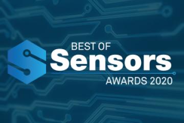 Best of sensors 2020 logo