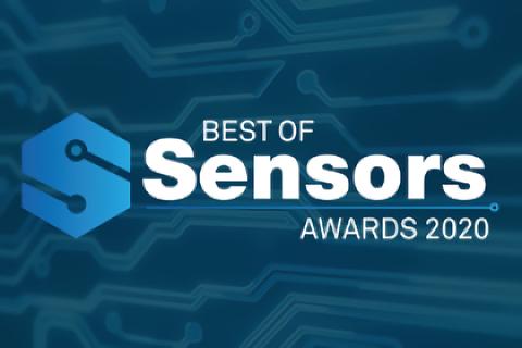 Hero image for Best of Sensors Awards 2020