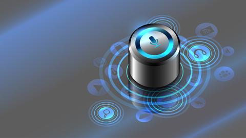 Smart speaker voice control