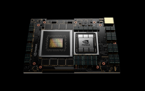 Nvidia AI supercomputing Grace CPU