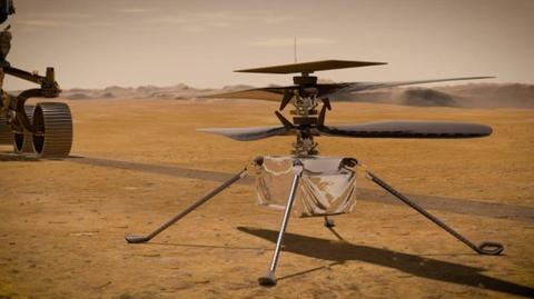 ingenuity drone