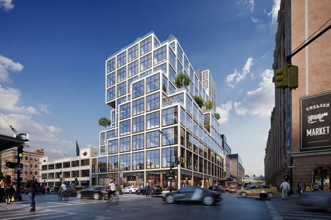 Aetna's new headquarters