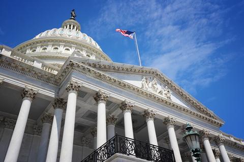 Washington, D.C. National Capitol Building