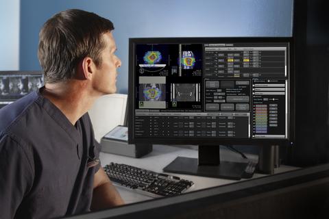 MRIdian treatment planning