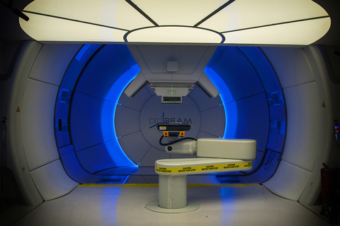 Proton beam treatment