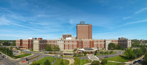 henry ford hospital, gm ink direct contract for employee coverage