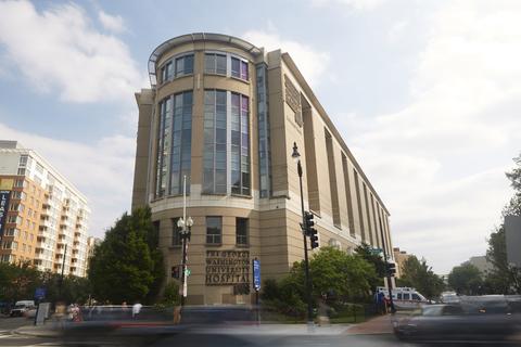 George Washington University Hospital to take over