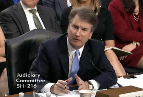 Brett Kavanaugh day 3 Senate hearings