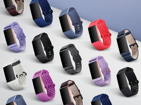 Fitbit Charge 3, wearable, fitness, health