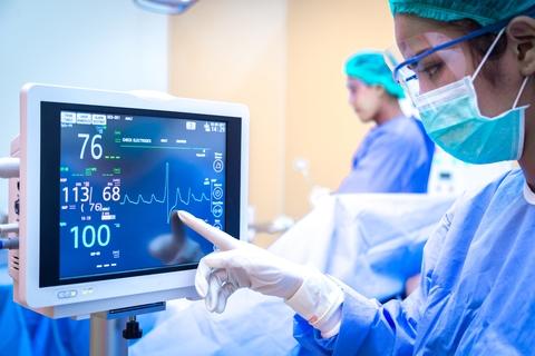 Medical device surgeon