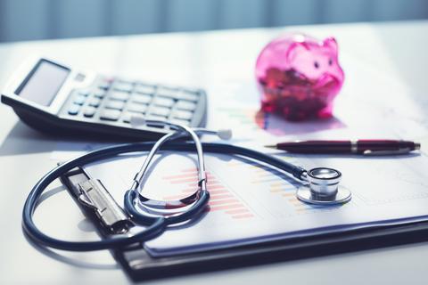 Hospitals cost