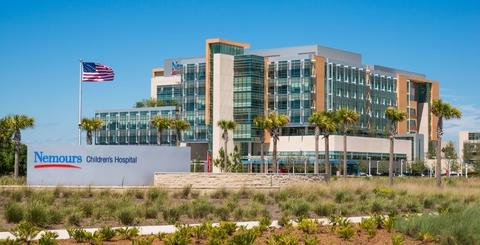 Nemours Childrens Hospital Orlando
