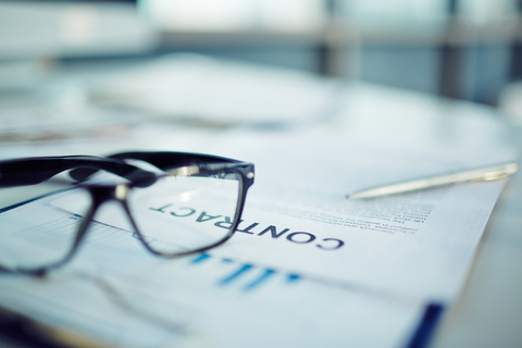 Liquidated damage clause in management agreement