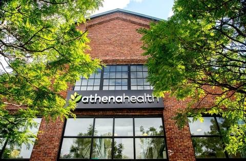 Athenahealth building 2