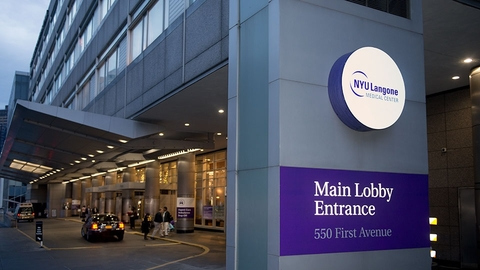 Healthcare Roundup—NYU Langone cancer center gifted $75M for