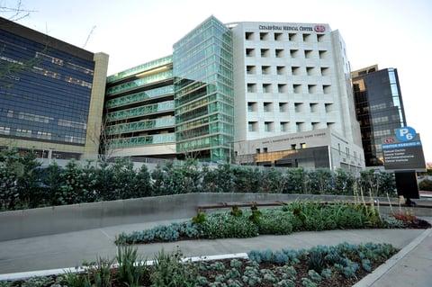 Cedars-Sinai teams to operate Providence St  Joseph Health