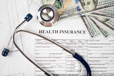 Health insurance form payer plan enroll