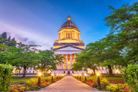 Olympia, Washington capital building