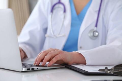 Doctor computer
